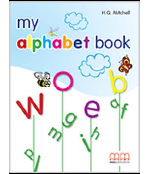 Підручник Smart Junior My Alphabet Book