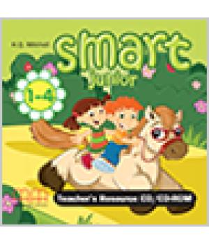 Диск Smart Junior Level 1-4 Teacher's Resource CD/CD-ROM