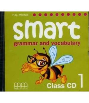 Диск Smart Grammar and Vocabulary 1 Class CD