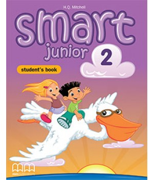 Smart Junior 2 Student's Book with Culture Time for Ukraine