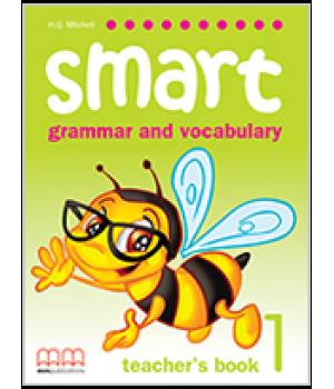 Книга для вчителя Smart Grammar and Vocabulary 1 Teacher's Book
