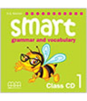 Диск Smart Grammar and Vocabulary 1 Class CD