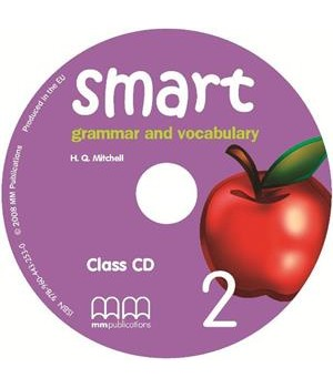 Диск Smart Grammar and Vocabulary 2 Class CD