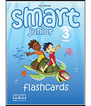 Карточки Smart Junior 3 Flashcards (Set A)