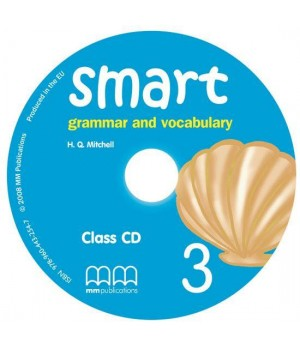 Диск Smart Grammar and Vocabulary 3 Class CD