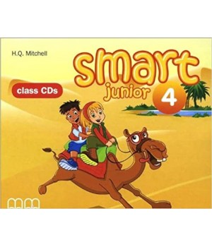 Диск Smart Junior 4 Class CD