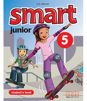 Підручник Smart Junior 5 Student's Book with Culture Time for Ukraine