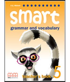 Книга для вчителя Smart Grammar and Vocabulary 5 Teacher's Book