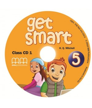 Диск Smart Grammar and Vocabulary 5 Class CD