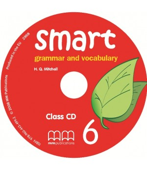 Диск Smart Grammar and Vocabulary 6 Class CD