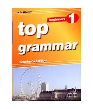 Книга для вчителя Top Grammar 1 Grammar Teacher's Book