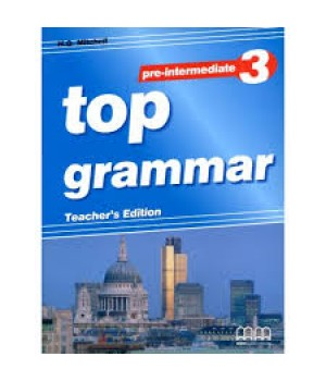 Книга для вчителя Top Grammar 3 Grammar Teacher's
