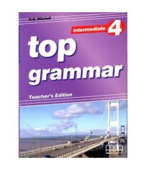 Книга для вчителя Top Grammar 4 Grammar Teacher's