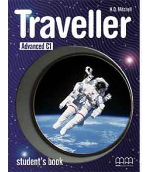 Підручник Traveller Advanced Student's Book