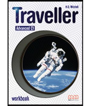 Робочий зошит Traveller Advanced Workbook with CD-ROM