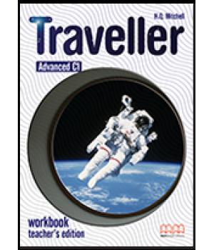 Книга для вчителя Traveller Advanced Teacher's Workbook