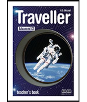 Книга для вчителя Traveller Advanced Teacher's Book