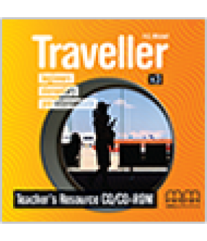Диск Traveller Beginners - Pre-intermediate Teacher's Resource Pack CD/CD-ROM