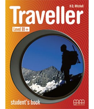 Підручник Traveller Level B1+ Student's Book