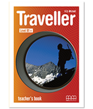 Книга для вчителя Traveller Level B1+ Teacher's Book