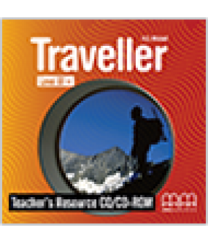 Диск Traveller Level B1+ Teacher's Resource CD/CD-ROM