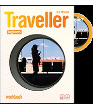 Робочий зошит Traveller Beginners Workbook with CD-ROM