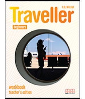 Книга для вчителя Traveller Beginners Teacher's Workbook