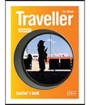 Книга для вчителя Traveller Beginners Teacher's Book