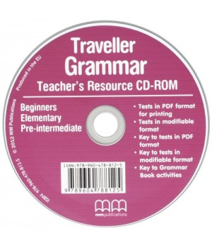Диск Traveller Beginners - Pre-intermediate Teacher's Resource Pack Grammar