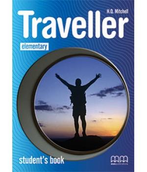 Підручник Traveller Elementary Student's Book