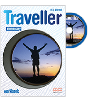 Traveller Elementary Workbook with CD-ROM