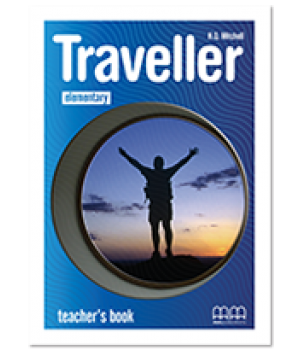 Книга для вчителя Traveller Elementary Teacher's Book