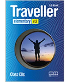 Диски Traveller Elementary Class CDs