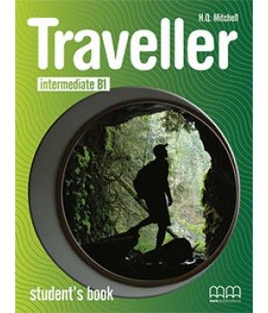 Підручник Traveller Intermediate B1 Student's Book
