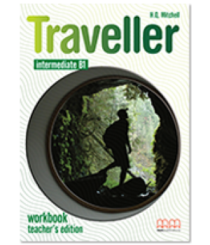 Книга для вчителя Traveller Intermediate B1 Teacher's Workbook