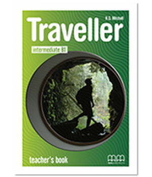 Книга для вчителя Traveller Intermediate B1 Teacher's Book