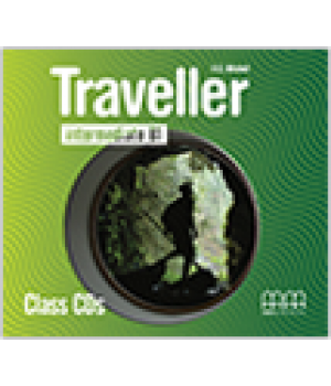 Диски Traveller Intermediate B1 Class CDs