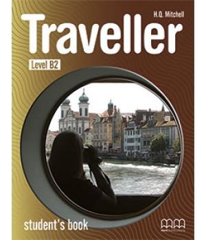 Підручник Traveller Level B2 Student's Book