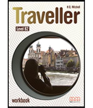 Робочий зошит Traveller Level B2 Workbook with CD-ROM