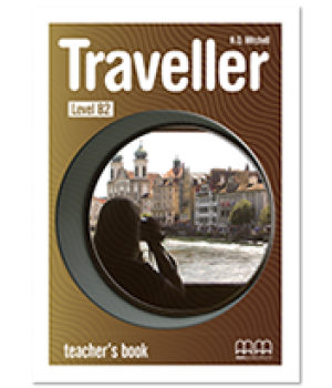 Книга для учителя Traveller Level B2 Teacher's Book
