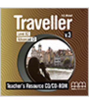 Диск Traveller Level B2 & C1 Test CD/CD-ROM
