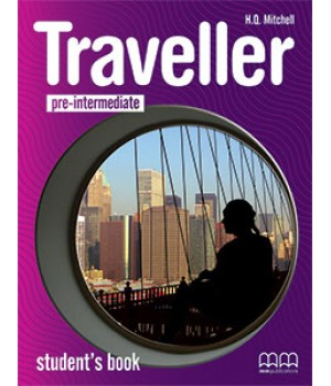 Підручник Traveller Pre-intermediate Student's Book