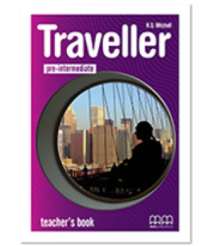 Книга для вчителя Traveller Pre-intermediate Teacher's Book