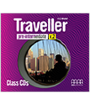 Диски Traveller Pre-intermediate Class CDs