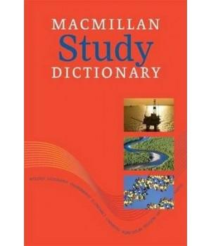 Словник Macmillan Study Dictionary Paperback