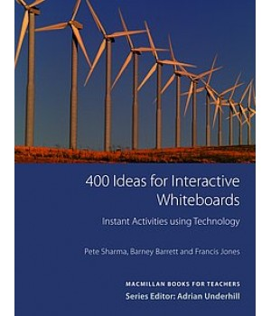 Книга для вчителя 400 Ideas for Interactive Whiteboards