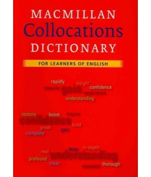 Словник Macmillan Collocations Dictionary Paperback