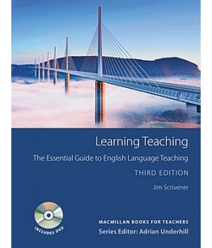 Книга для вчителя Learning Teaching 3rd Edition + DVD
