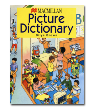 Словник Macmillan Picture Dictionary Paperback