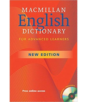 Словарь Macmillan English Dictionary (Second Edition) Paperback with CD-ROM